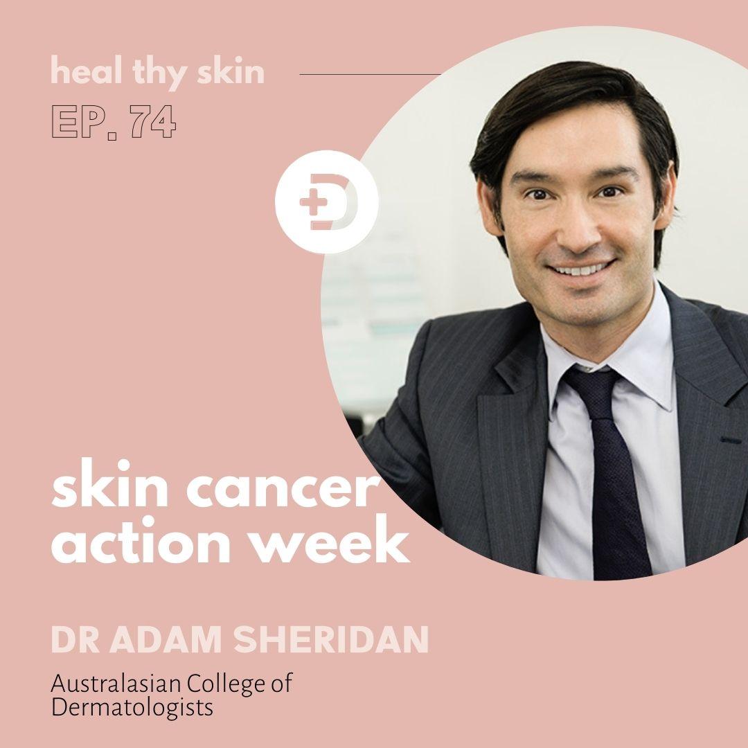 National Skin Cancer Action Week